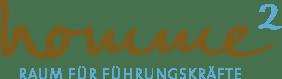 Hommequadrat :: Coaching für Führungskräfte Logo